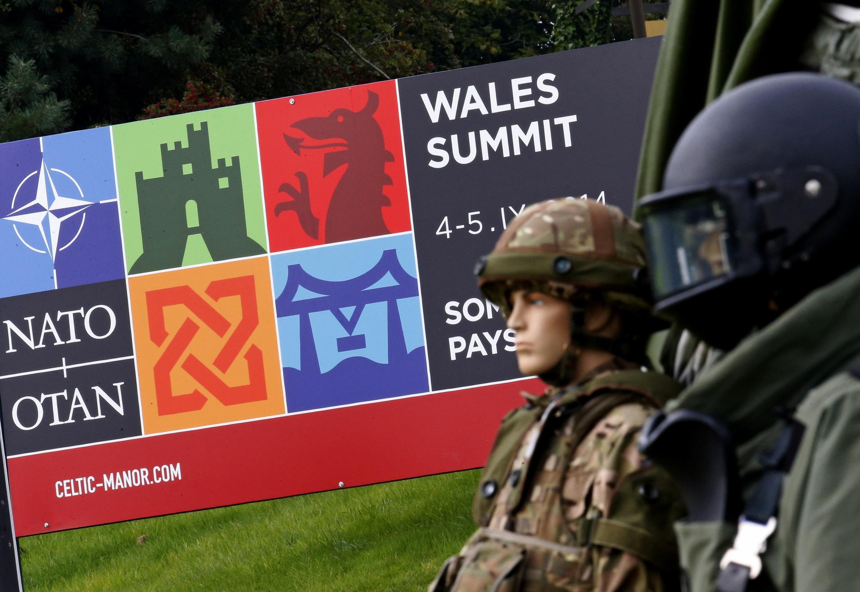 Segurança sem precedentes para a Cúpula da OTAN que acontece até amanhã.