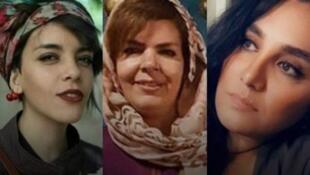 ایران: زنانی که در مترو تهران گل هدیه دادند به زندانهای طولانیمدت محکوم شدند