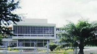 O parlamento de São Tomé e Príncipe