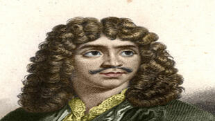 Portrait de Jean-Baptiste Poquelin, dit «Molière».