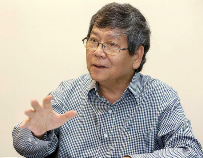 Tiến sĩ Vũ Ngọc Hoàng (Photo courtesy of Thanh Nien)