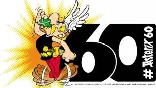 O Asterix faz 60 anos.
