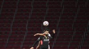 L'Égyptien Mohamed Salah, le 21 octobre 2020 à Amsterdam.