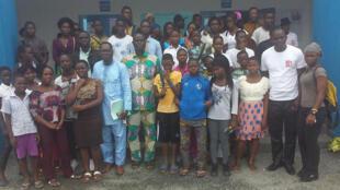 Le Club RFI Kétou (Bénin).