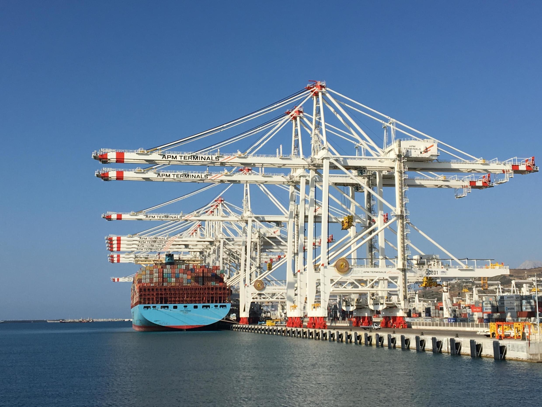 L'opérateur APM Maersk a fait le choix de grues automatisées.