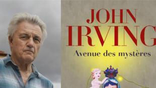 Après 5 ans d'absence, le romancier américain John Irving revient avec un nouveau roman «Avenue des mystères», paru aux éditions du Seuil.