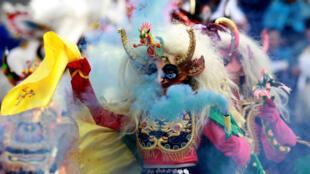 Le carnaval d'Oruro est une fête populaire, le plus grand festival folklorique et religieux du pays.