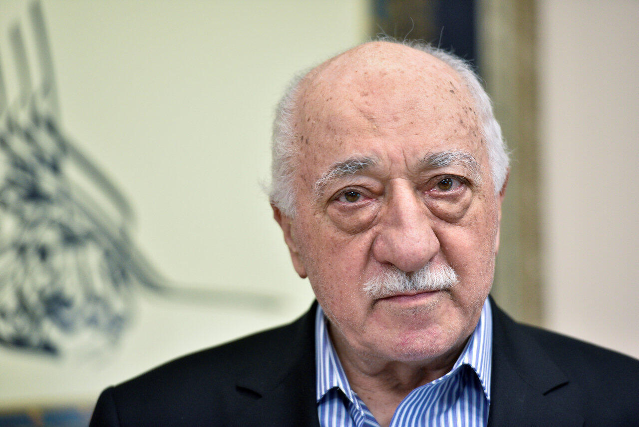 Fethullah Gulen in Pennsylvania, in 2016.