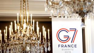 A cidade de Biarritz acolhe entre 24 e 26 de Agosto a cimeira do G7, sob um forte dispositvo de segurançad
