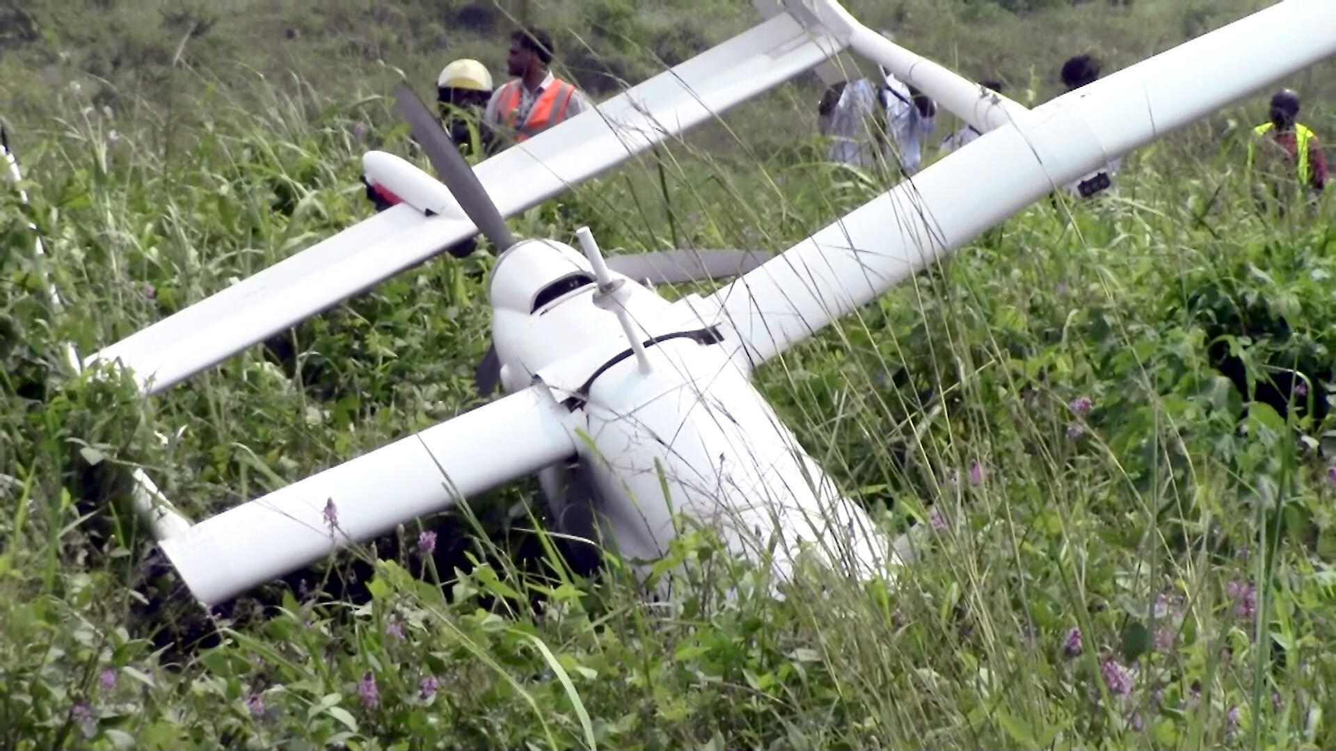 Une enquête a été ouverte sur les circonstances du crash du drone de la Monusco, ce mercredi 15 janvier sur l'aéroport de Goma, en RDC.