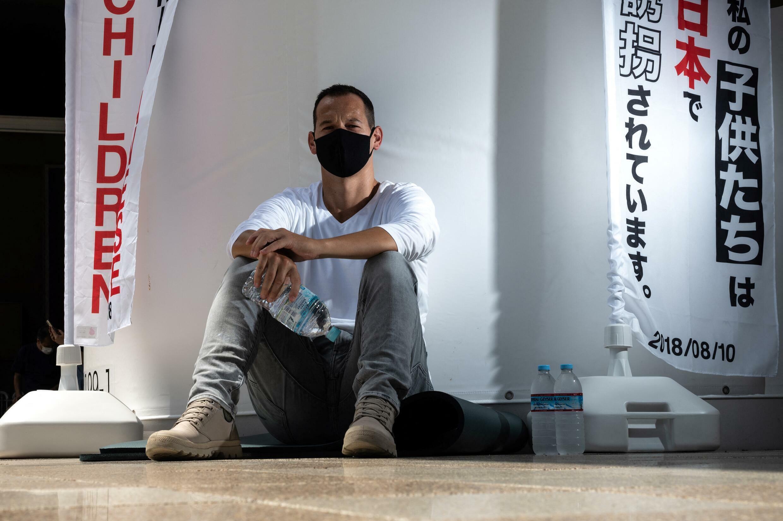 Vincent Fichot - Japon - grève de la faim