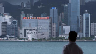 """Amnesty International has said a national security law imposed on Hong Kong a year ago has created a climate of fear and posing a """"human rights emergency"""""""