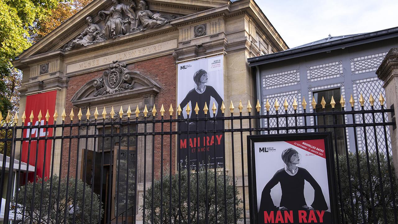 Man Ray expo 1