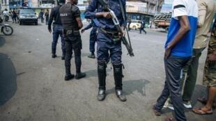 Polisi imeonya watu watakaoitikia wito wa maandamano uliotolewa na muungano wa upinzani wa LAMUKA, DRC.