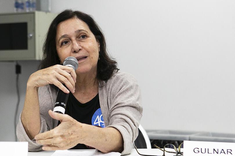 Gulnar Azevedo e Silva - Pres. Abrasco