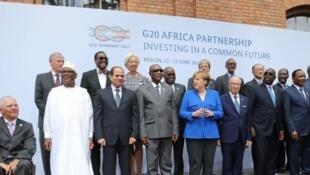 G20 quer apoiar o crescimento económico em África