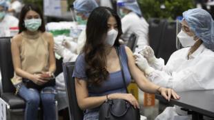 Thailande - Covid - vaccin
