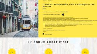 Le 7e Forum Expat s'est tenu à Paris du 12 au 13 juin 2019.