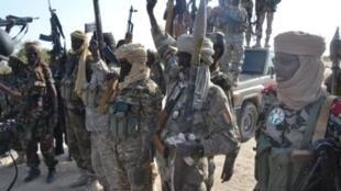Город Боссо после нападения группировки  Boko-Haram