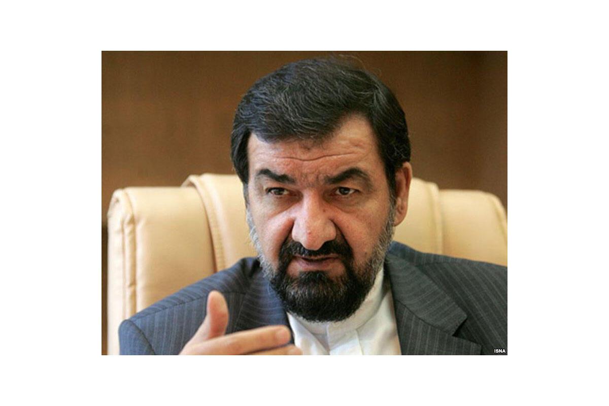 محسن رضایی- دبیر مجمع تشخیص مصلحت نظام