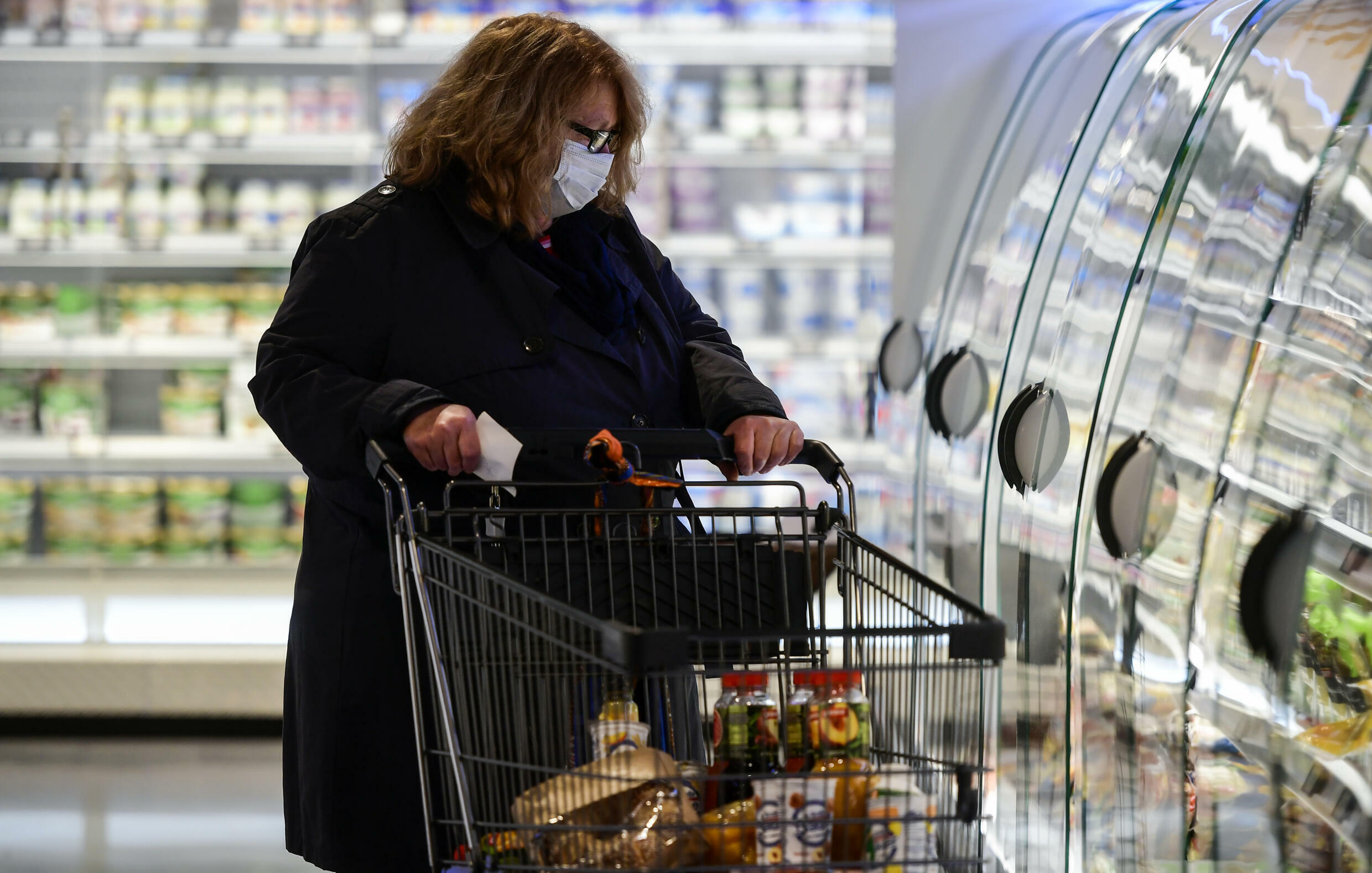 Europeans are paying more for everything as data shows inflation has hit its highest level in a decade