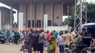 Tribunal de Lomé (photo d'archives).