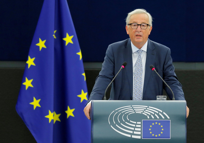 Shugaban Gudanarwar Kungiyar Kasashen Turai Jean Claude Juncker