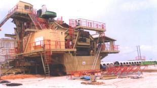 Les Industries Chimiques du Sénégal (ICS) sont le plus grand complexe industriel du pays.