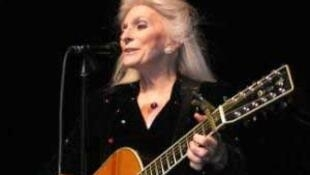 Songwriter Judy Collins in 2009