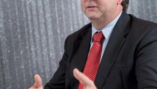 Thierry Vallet, général manager d'AfrasiaBank, a publié une étude sur les millionnaires en Afrique.