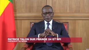 Le président Patrice Talon (notre photo) a annoncé le retrait des réserves de change du franc CFA qui se trouvent en France..