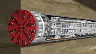 نخستین شرکتی که پس از دایملر بنز همکاری خود با ایران را قطع کرد، شرکت سازنده ماشینهای تونل سازی هرن کنشت آلمان بود.