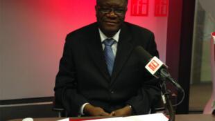 Dr Mukwege.