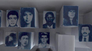 An exhibition in Istanbul remembers those who disappeared in conflict between Turkish security forces and Kurdish rebels