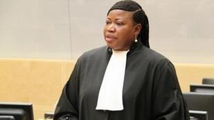 Fatou Bensouda, Mwendesha mashitaka katika Mahakama ya Kimataifa ya Makosa ya Jinai, ICC.