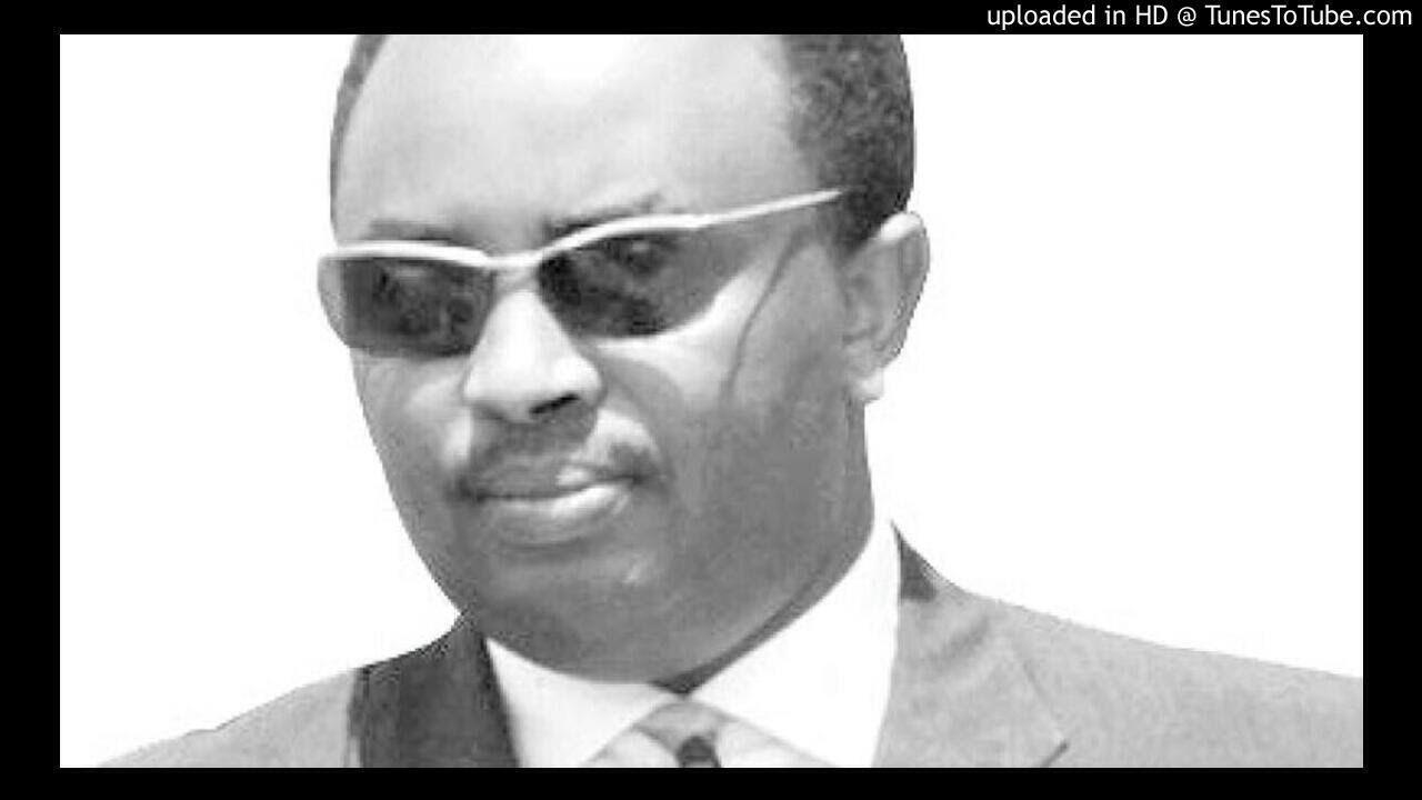 Kiongozi wa wanaharakati waliotetea uhuru wa Burundi, Mwanamfalme Louis Rwagasore.