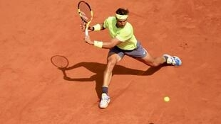 Rafael Nadal reached the semi-finals at the French Open for the 12th time following his win over Kei Nishikori.