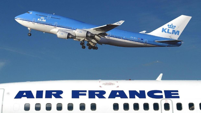 Air France announces 2019 profits crash
