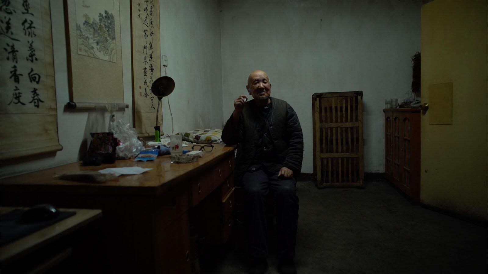 Một cảnh trong phim tài liệu « Những linh hồn chết » (Les Âmes mortes) của đạo diễn Trung Quốc Vương Bính (Wang Bing).