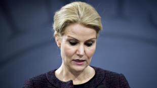 La Première ministre danoise, Helle Thorning- Schmidt, le 30 janvier 2014.