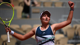 Barbora Krejcikova is making a name for herself in singles after winning five Grand Slam doubles titles