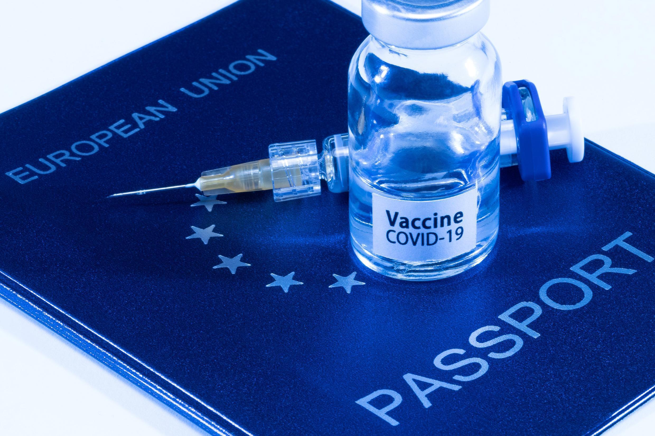 """Often colloquially referred to during planning as a """"vaccine passport"""" -- then as a green pass and now a certificate -- the digital pass is designed to be recognised and readable by authorities across the European Union"""