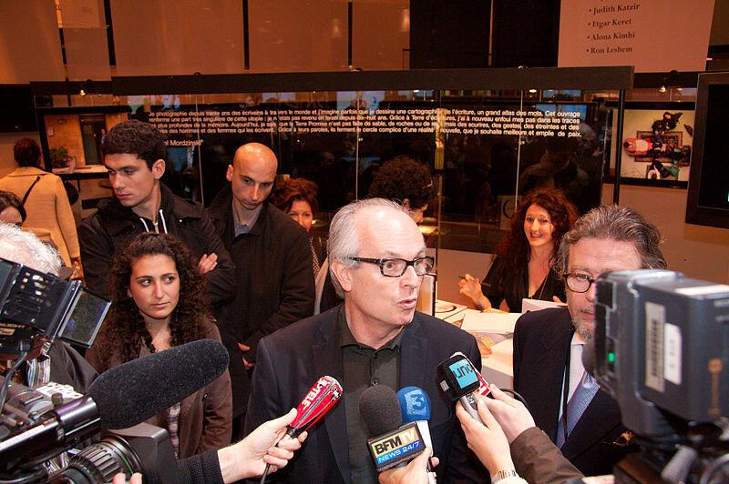 Daniel Shek, ancien ambassadeur d'Israël en France