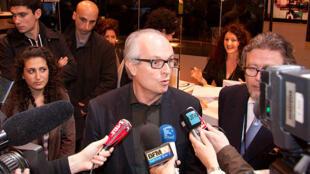 Даниэль Шек, бывший посол Израиля в Париже