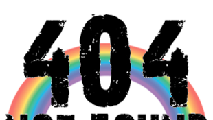 Le logo de Deti 404 est une référence aux messages d'erreur de navigation internet. Le projet veut donner la parole aux ados via les réseaux sociaux.