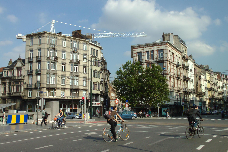 Une vue du centre de Bruxelles, en Belgique (photo d'illustration).