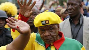 Waziri mkuu wa Lesotho, Thomas Thabane.