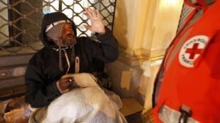 The figure of 2,952 people sleeping rough is 'a low estimate', according to Paris Deputy mayor Bruno Julliard.