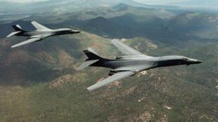 美國B-1B戰略轟炸機