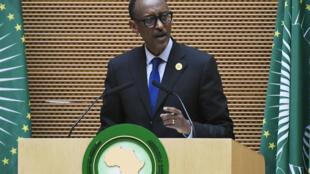 Paul Kagame, shugaban Rwanda